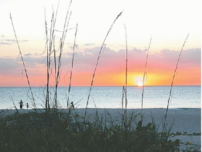 An Anna Maria Island Sunset