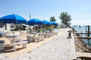 Common area waterfront